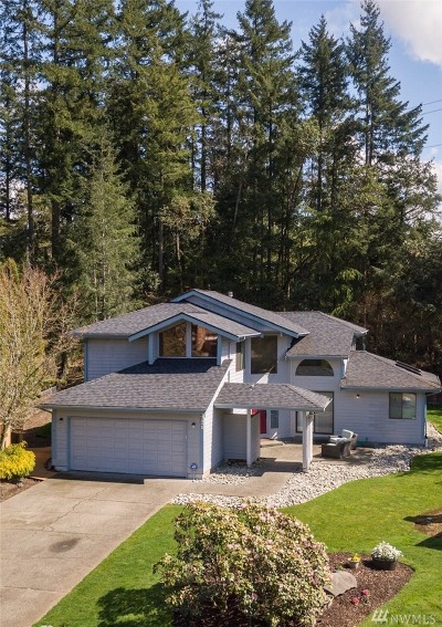 University Place Single Family Home For Sale: 4721 72nd Ave. Ct. W.