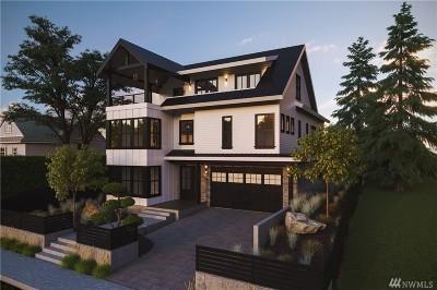 Seattle Single Family Home For Sale: 6353 NE 61st St