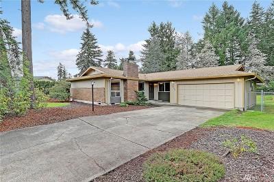 Tacoma WA Single Family Home For Sale: $325,000