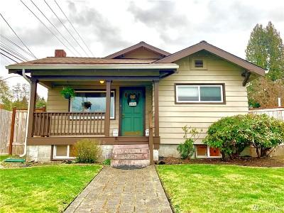 Tacoma WA Single Family Home For Sale: $339,000