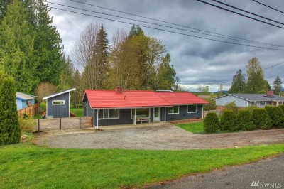 Maple Valley Single Family Home For Sale: 21837 244th Ave SE