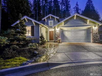 Redmond Single Family Home For Sale: 23441 NE 129th Ct