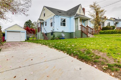 Tacoma Single Family Home For Sale: 111 S 50th St