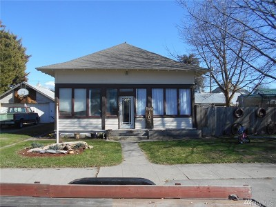 Single Family Home For Sale: 105 W 5th Ave