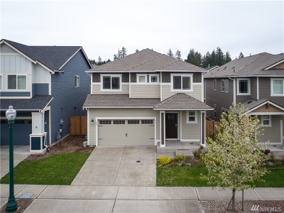 Olympia Single Family Home For Sale: 622 Woodduck Dr SW