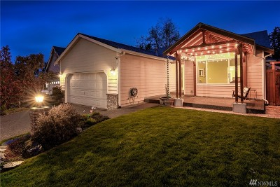 Puyallup Single Family Home For Sale: 11105 117th St Ct E