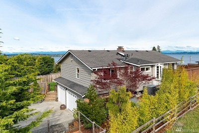 Clinton Single Family Home Sold: 4656 Gravel Wy