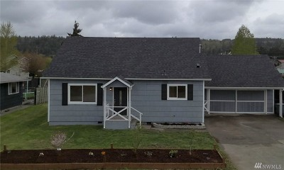 Orting Single Family Home For Sale: 114 Tacoma Ave NW