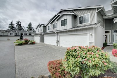 Edmonds Condo/Townhouse For Sale: 14607 52nd Ave W #303