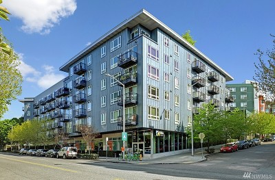 Condo/Townhouse Sold: 3104 Western Ave #621