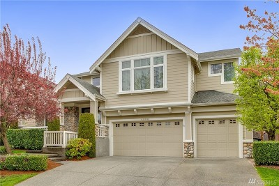 Sammamish Single Family Home For Sale: 4526 230th Wy SE