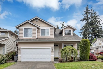 Lynnwood Single Family Home For Sale: 1623 180th St SW