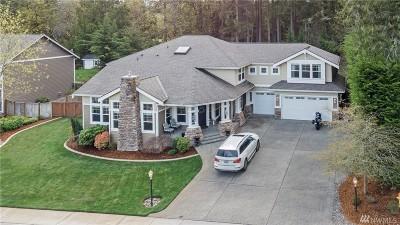 Gig Harbor Single Family Home For Sale: 15304 19th Av Ct NW