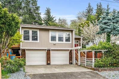 Seattle Single Family Home For Sale: 5458 17th Ave SW