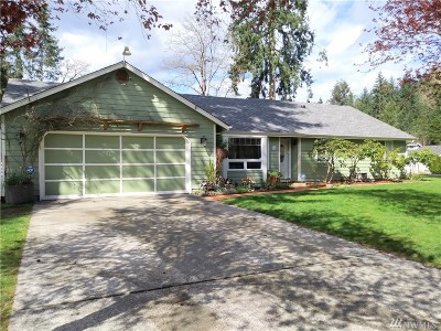 Olympia Single Family Home For Sale: 8840 6th Wy SE