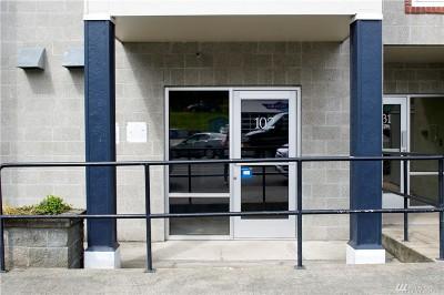 Bellingham Commercial For Sale: 1031 N State St #102