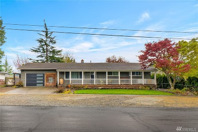 Enumclaw Single Family Home For Sale: 2350 McHugh Ave