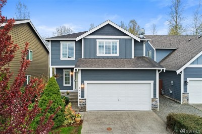 Puyallup Single Family Home For Sale: 8418 137th St Ct E