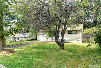 Lynnwood Single Family Home For Sale: 6501 183rd Place SW