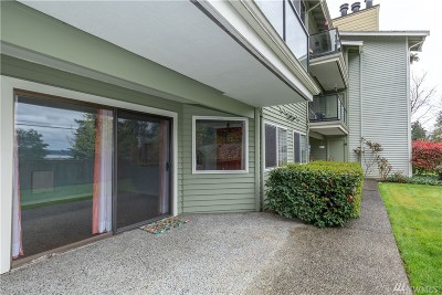 Bellevue WA Condo/Townhouse For Sale: $345,000