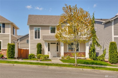 Puyallup Single Family Home For Sale: 2416 Chateau Dr