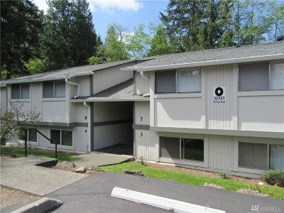 Federal Way Condo/Townhouse For Sale: 32323 4th Place S #O-3
