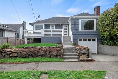 Seattle Single Family Home For Sale: 5265 S Brandon St