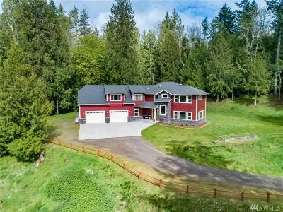 Poulsbo Single Family Home For Sale: 18740 Noll Rd NE