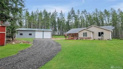 Single Family Home For Sale: 100 NE Tahuya Valley Dr W