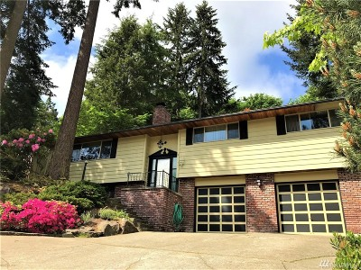 Bellevue Single Family Home For Sale: 4753 149th Ave SE