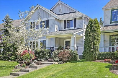 Snoqualmie Single Family Home For Sale: 7114 Autumn Ave SE