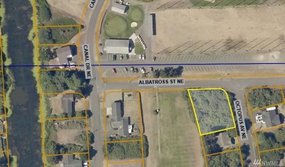 Grays Harbor County Residential Lots & Land For Sale: 495 Octopus Ave NE