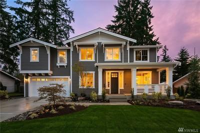 Bellevue WA Single Family Home For Sale: $1,650,000