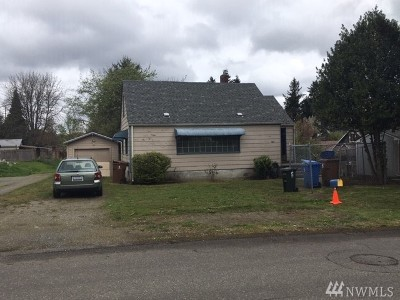 Tacoma Single Family Home For Sale: 3861 S 15th St