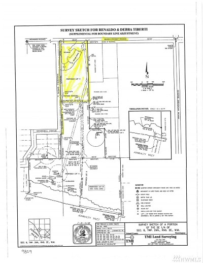 Freeland Residential Lots & Land Pending: Bush Point Rd