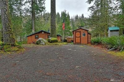 Granite Falls Single Family Home For Sale: 10016 351st Dr NE