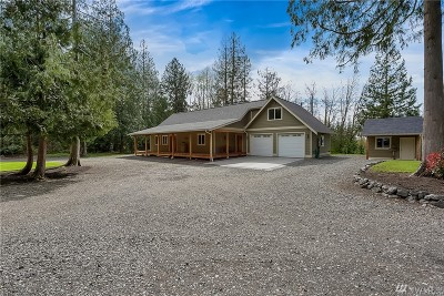 Whatcom County Single Family Home For Sale: 3693 Hopewell Rd