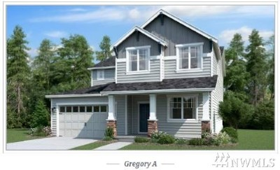 Puyallup Single Family Home For Sale: 12620 Emerald Ridge Blvd E #57
