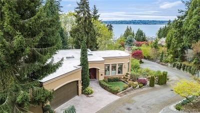 Kirkland Single Family Home For Sale: 10429 NE 47th Place