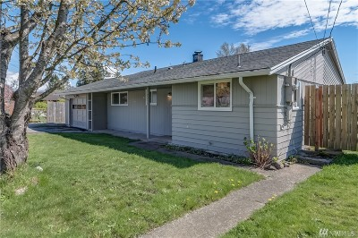 Single Family Home For Sale: 2235 Ferndale Terr