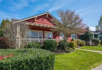 Whatcom County Single Family Home For Sale: 2112 Oak St
