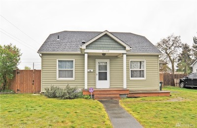 Tacoma Single Family Home For Sale: 6446 S Montgomery St