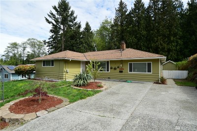 Seattle Single Family Home For Sale: 9354 Forest Ct SW