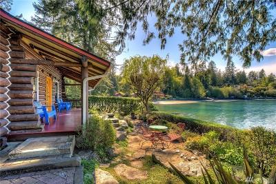 Olympia Single Family Home For Sale: 3518 Fishtrap Lp NE