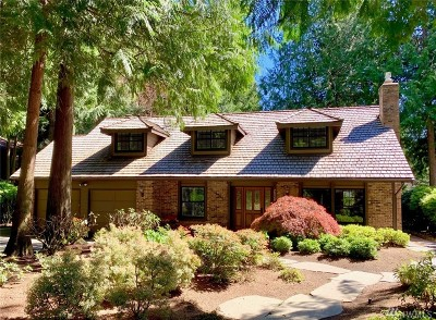 Sammamish Single Family Home For Sale: 2906 Sahalee Dr E