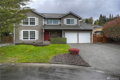 Federal Way Single Family Home For Sale: 28834 14th Ct S
