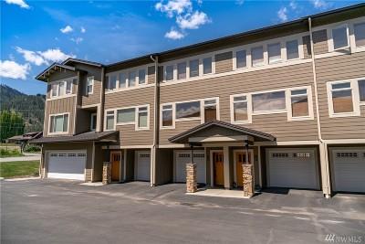 Leavenworth Condo/Townhouse For Sale: 100 Ski Blick Strasse #C103