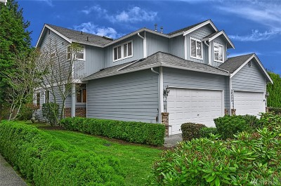 Everett Single Family Home For Sale: 10115 6th Dr SE #A