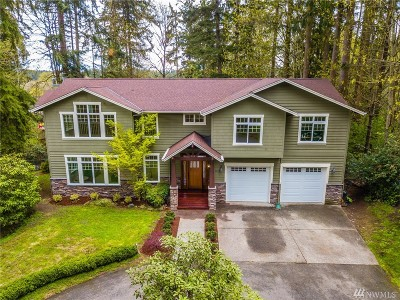 Snohomish County Single Family Home For Sale: 22011 Vine Rd