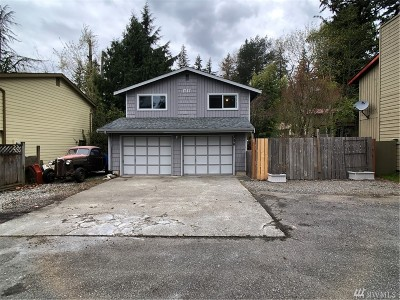 Bellingham Single Family Home For Sale: 1717 Electric Ave